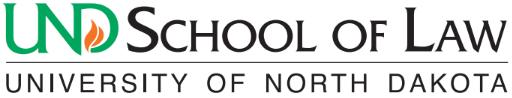 UND School of Law North Dakota